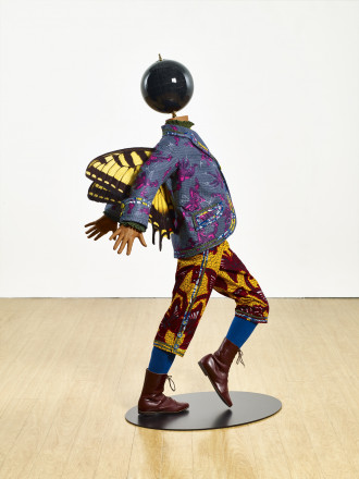 © Yinka Shonibare MBE. Courtesy Yinka Shonibare MBE and Stephen Friedman Gallery, London