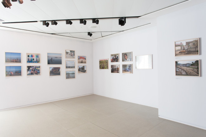Installation View, London, 2014