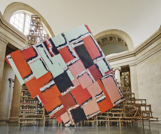 'dock', Duveens Commission, Tate Britain, London, England, 2014.