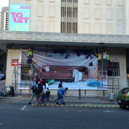 LAB exhibition Johannesburg March 2015