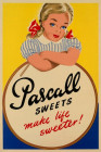 PASCALL SWEETS MAKE LIFE SWEETER