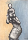 MOTHER AND CHILD VIII