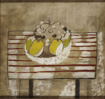 Ben Nicholson: Still Life with fruit (1926)