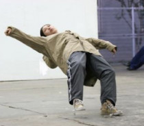 Xu Zhen, In Just A Blink Of An Eye (2007)