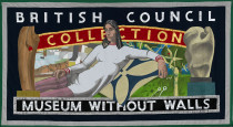 British Council Collection Banner, Ed Hall, 2012