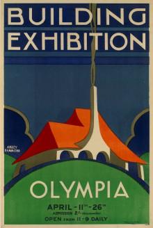 BUILDING EXHIBITION OLYMPIA