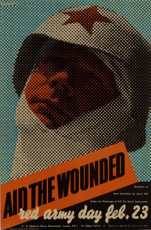 AID THE WOUNDED