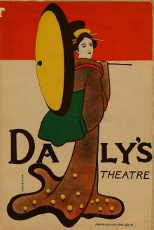 DALY'S THEATRE - GEISHA