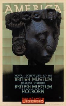 AMERICA  BRITISH MUSEUM