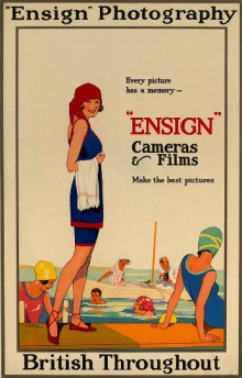 ENSIGN PHOTOGRAPHY.  BRITISH THROUGHOUT