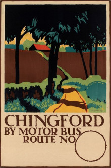 CHINGFORD BY MOTOR BUS