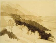 MOUNTAINS NEAR INNSBRUCK
