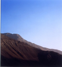 MOUNTAIN WITH NO NAME (PANDJSHER VALLEY, AFGHANISTAN)