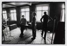 JOY DIVISION.  TJ DAVIDSON'S REHEARSAL ROOM, LITTLE PETER STREET, MANCHESTER.  19 AUGUST 1979