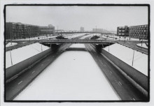 PRINCESS PARKWAY, HULME, MANCHESTER.  6 JANUARY 1979