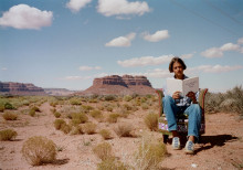 Outside Myself (Monument Valley)
