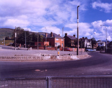 ROUNDABOUT, ANDERSONTOWN ROUNDABOUT, BELFAST