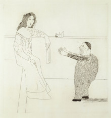 'PLEADING FOR THE CHILD'
