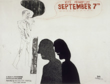 'THE ELECTION CAMPAIGN (WITH DARK MESSAGE)' FROM A RAKE'S PROGRESS (PORTFOLIO OF SIXTEEN PRINTS) 1961-63