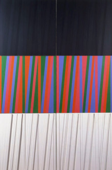 SIX UNIT RELIEF/PAINTING