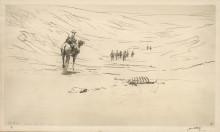 THE DESERT OF SINAI NO.2
