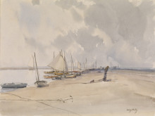 SAILING BOATS, BLAKENEY