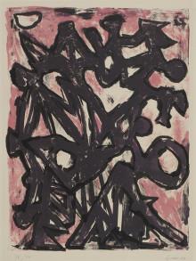 Gear, William - P544 - BLACK TREE, 1950