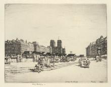 L'ILE DE LA CITE, PARIS