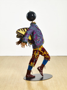 © Yinka Shonibare MBE. Courtesy Yinka Shonibare MBE and Stephen Friedman Gallery, London
