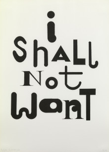 Staton Sarah-P7153 I shall not want