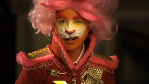 The Lion and The Unicorn, 2012, Rachel Maclean © Rachel Maclean 2016, Commissioned by The Edinburgh Printmakers