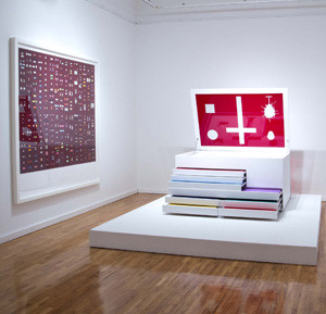 Damien Hirst: New Religion. Installation view, The Museum of Contemporary Art of Republic of Srpska