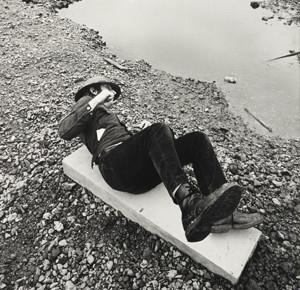 Bruce McLean 'Fallen Warrior', 1970
