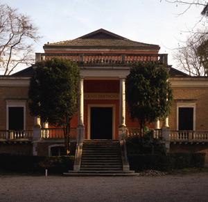 British Pavilion in Venice
