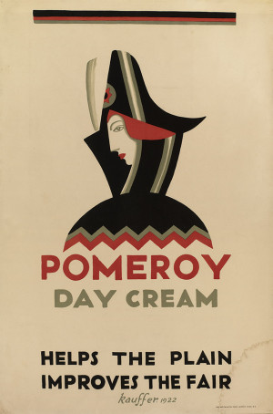 Edward McKnight Kauffer, Pomeroy Day Cream