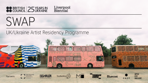 SWAP: UK/Ukraine Artist Residency Programme