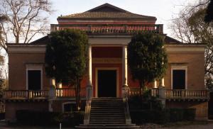 The British Pavilion in Venice.