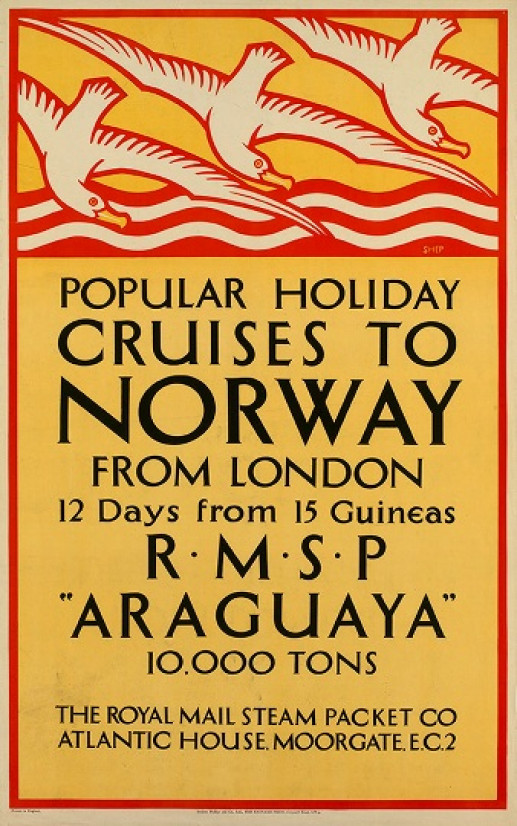 POPULAR HOLIDAY CRUISES TO NORWAY