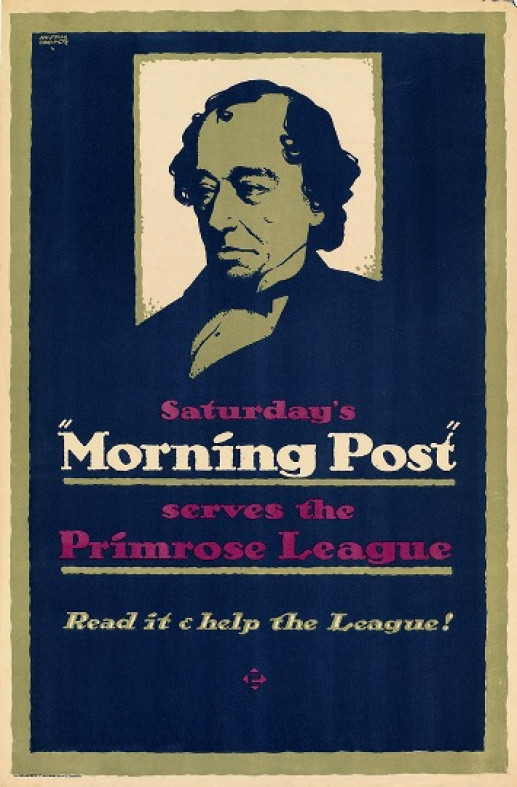 SATURDAY'S 'MORNING POST' SERVES THE PRIMROSE LEAGUE