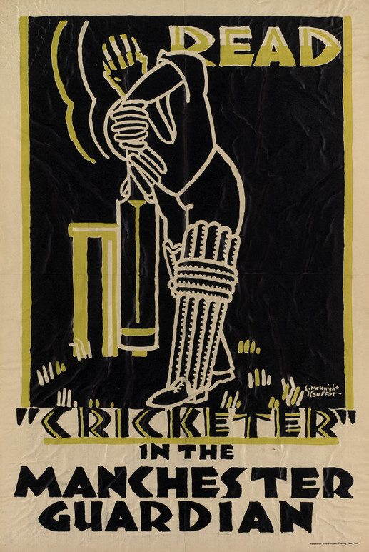 READ 'CRICKETER' IN THE MANCHESTER GUARDIAN