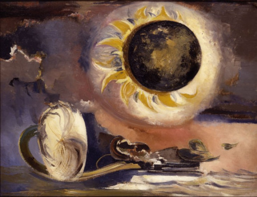 ECLIPSE OF THE SUNFLOWER