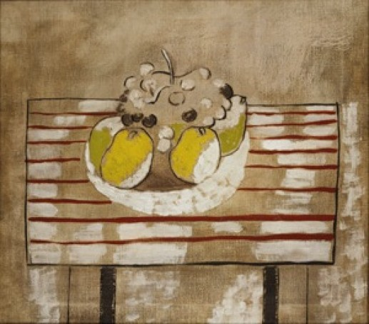1926 (STILL LIFE WITH FRUIT - VERSION 2)