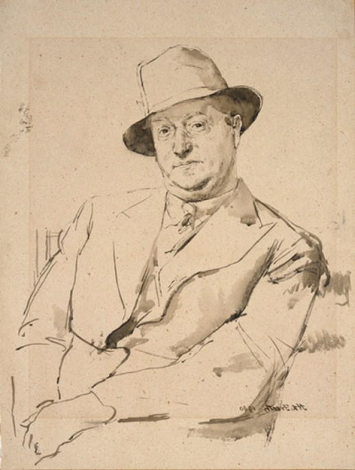 PORTRAIT OF SIDNEY MACKENZIE LITTEN