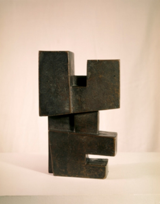 RECTANGULAR BRONZE FORMS NO. 8 1955