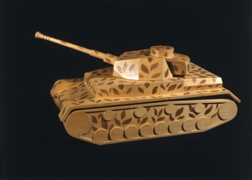 PANZER MK IV: HOMAGE TO POUSSIN