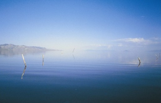 ROZEL POINT, GREAT SALT LAKE, UTAH (1997)