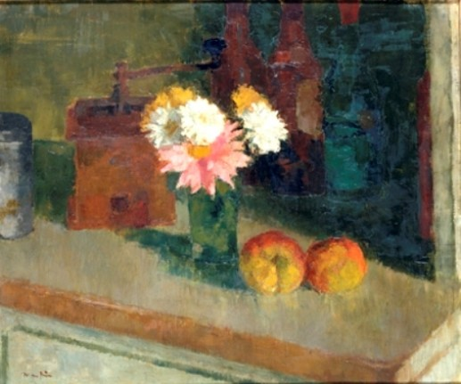 STILL LIFE-THE SIDEBOARD