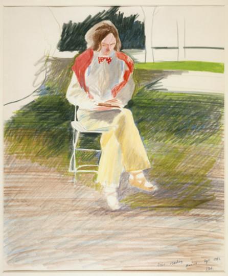 OSSIE READING IN MUNICH