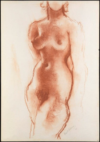 STUDY FOR A SCULPTURE