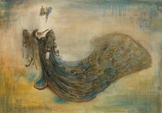THE PRINCESS, TURANDOT, ACT II